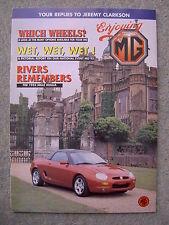 Enjoying MG (August 1995) MGB Handling Kit, MG TF, Wheels, ECU, Mille Miglia