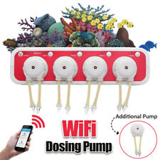 JEBAO WiFi Dosing Pump Remote Control Programmable Automatic Marine Aquarium