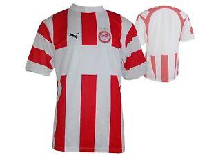 Puma Olympiakos Piräus Home Fußball Trikot Griechenland Jersey Shirt Gr.S - XXL