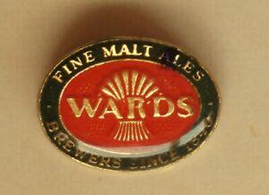 Wards Brewery (Sheffield) Lapel Pin Badge