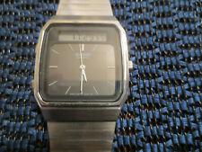 Very Rare Vintage Seiko H357-5000 LCD Digital Watch - 1980's Bond Style....