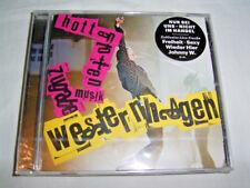 """CD - Westernhagen Hottentottenmusik """" Zugabe """" Nicht im Handel """" OVP NEU"""