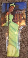"NEW wall DISNEY PRINCESS metal LETTER décor TIANA art letter ""T"""