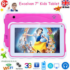 7 INCH KIDS ANDROID 4.4 TABLET PC QUAD CORE WIFI DUAL Camera 8gb CHILD CHILDREN