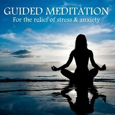 Guided Meditation CD for The Relief of Stress & Anxiety Relaxation Bonus Track