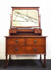 Oak Victorian Antique Dressing Tables