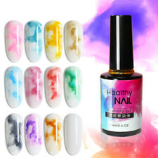 Fashion Gradient Manicure Art Ink Blooming Gel Nail Polish Marble Pattern