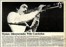 SL26/12/75p8 Karsten Vogel : Oyster- Idiosyncrasies with conviction article & pi