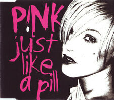 PINK P!NK JUST LIKE A PILL 1 TRACK PROMO CD SINGLE