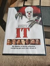 Stephen King's IT Used DVD