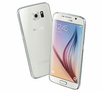 "5.1"" Samsung Galaxy S6 G920F 4G LTE 32GB 16MP 3GB RAM Libre TELEFONO MOVIL"