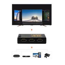 HDMI Switcher 5 In 1 Out Audio Extractor 4 Karat x2K Hub Splitter Für 1080P HDTV