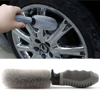 Tyre Brush Auto Vehicle Hub Motorcycle Wheel Cleaning Wash Car Tire Rim Brush