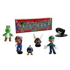 Super Mario Bros.. PVC Action Figures