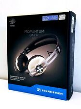 Sennheiser Momentum 2.0 On-Ear Wired Headphones For Samsung & Android - Ivory