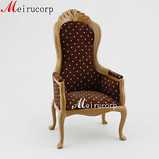 1/6 Scale Doll Furniture Handcrafted Arm Chair Suit for 12 inch to 14 inch Doll