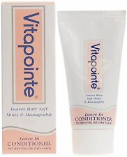 Vitapointe Leave in Conditioner 50ml - 2 Pack