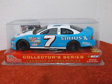 """NASCAR"" #7 "" JIMMY SPENCER BLUE DODGE DIE-CAST CAR by RACING CHAMPIONS..2003"