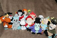 Rocky and Bullwinkle and Friends Plush 2000