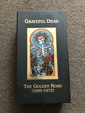 Grateful Dead The Golden Road (1965-1973) Cd Collection And Booklet