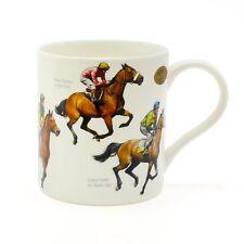 Horse Racing Design Coffee Tea Mug Winning Post Fine China Windsor Ideal Gift