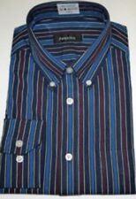 Camicie casual e maglie da uomo a manica lunga multicolore senza marca