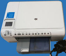 HP PhotoSmart c5200 All-In-One InkJet Printer - For parts or use as scanner only