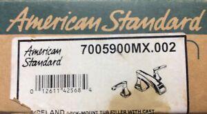 American Standard Tub Filler, Copeland Model, 7005900MX.002 Chrome. 5A3