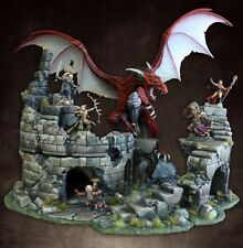 Dragons Dont Share 77381 - Reaper BONES II Kickstarter Terrain Tower Heroes Mini