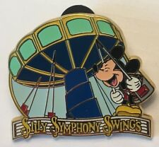Disneyland - Silly Symphony Swings - Disney California Adventure Mickey Pin