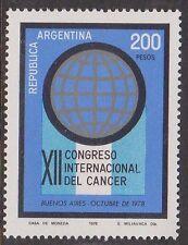 (LB30) 1978 Argentina 200p 12th congress on cancer MUH