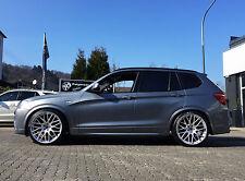 Impaktus Sommerräder 10x 22 Zoll + 265/30 R22 BMW X3 X4 E84 F25 F26 Alufelgen
