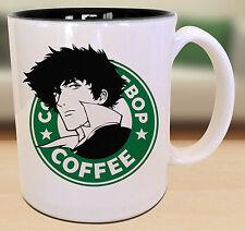 Spike Cowboy Bebop Starbucks Anime Manga Japanese Insipred Cartoon Geek Nerd Mug