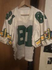 University of Oregon game worn jersey
