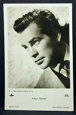 Adrian Hoven-Movie Actor Photo Film-AUTOGRAFO-Mappa AK (lot-g-7669