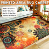 Modern Printed Floor Area Rug Living Room Bedroom Hallway Door Anti-slip Mat !