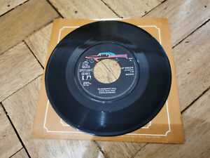 """fats domino blueberry hill 7"""" vinyl record good condition"""