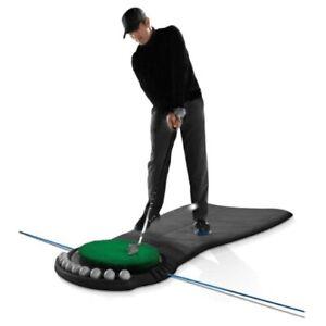 Fiberbuilt Golf Practice Station Flight Deck Golf Mat