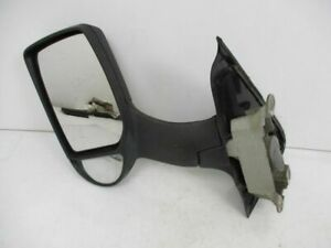 Exterior Mirror Sideview Left Large Head / Long Footer Ford Transit