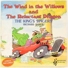 The Wind In The Willows And The Reluctant Dragon  The King's Singers Vinyl Recor