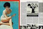Coupure de Presse Clipping 1983 (4 pages) Joan Collins