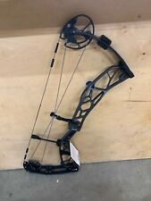 Elite Option 7 Compound Bow- 65 Weight/ 29 Length, Rh in Graphite Gray