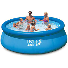 Intex 56410 Easy-Set Easy-Set Schwimmbecken Quick-Up-Pool Swimming Pool 457x91cm