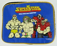 World Wrestling Federation WWF Lunchbox 1991 Hulk Hogan Ultimate Warrior SGI