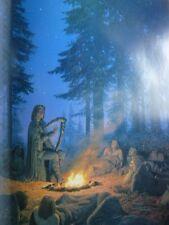 """ SILMARILION"" - J.R.R. TOLKIEN, ilustracje Ted Nasmith"