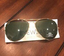 c661ffff7 Invicta Sunglasses IEW017 29 Gold/Green Aviator