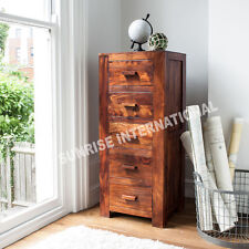 Mandira range - Contemporary Wooden Drawer Chest  cabinet (5 Drawers)  !!