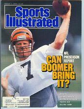 1989 Sports Illustrated: Boomer Esiason - Bengals NFL Pre-Season Report
