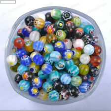 Top Quality mix glass bands charm  Loose Beads Choose - 4MM, 6MM, 8MM 10MM 12MM