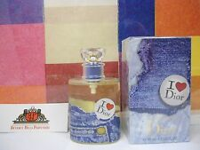I LOVE DIOR BY CHRISTIAN DIOR EDT SPRAY 1.7 OZ / 50 ML NIB RARE FOR WOMEN